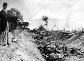 Battle of Antietam (Alexander Gardner)