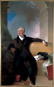 Thomas Handasyd Perkins by Thomas Sully