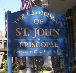 Episcopal Cathedral of St. John, Providence, R.I.